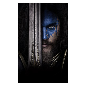 Warcraft and World of Warcraft. Размер: 50 х 80 см